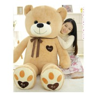 抱抱熊绒毛绒玩具泰迪熊猫公仔大熊洋娃娃布1.6米1.8生日礼物女孩