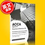 现货 ACCA考试 新版会计师与企业练习册 英文原版Accountant in Business Practice R