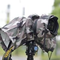 单反相机防雨罩微单防水雨衣相机防尘沙漠套摄影配件佳能尼康