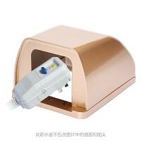 防溅盒金色加厚防水盖86型加大防水盒漏电插头热水器防水罩浴室