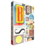 Building Stories 建筑的故事 老屋记英文原版盒装 漫画绘本图像小说 Chris Ware克里斯・韦尔作