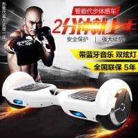 成人智能漂移思维平衡代步车 两轮体感电动扭扭车 儿童双轮平衡车感应车