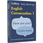 Collins Easy Learning English Conversation Book 1 口语会话1 柯林斯
