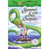 SUMMER OF SEA SERPENT(MTH#31) 神奇树屋31:海蛇的夏天 9780375864919