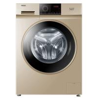 Haier海尔9公斤滚筒洗衣机XQG90-B816G 变频电机 中途添衣 智控面板