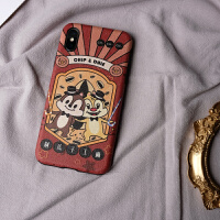 iPhone7plus手机壳xsmax全包防摔XR苹果8硅胶6splus网红同款 制瓜子工厂--XS MAX