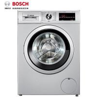 【当当自营】博世(BOSCH)WAP242681W 9公斤变频滚筒洗衣机静音除菌银色
