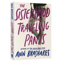 正版现货 Sisterhood of the Traveling Pants 牛仔裤的夏天 英文原版书 英文版青春励志小