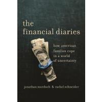【预订】The Financial Diaries 9780691183145