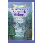 Classic Starts: The Adventures of Sherlock Holmes柯南道尔《福尔摩斯》9781402712173