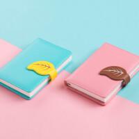 卡杰创意手账记事本计划本小清新记账本子文具笔记本口袋本日记本