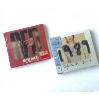 原装正版Taylor Swift 泰勒斯威夫特专辑 red 红色+1989 3CD 豪华版