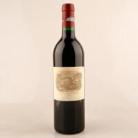 1986年 拉菲城堡干红葡萄酒 750ML 1瓶