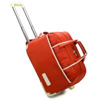 拉杆书包学生 手提旅行包男女拉杆包手提袋短途行李包折叠旅行袋旅游包