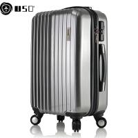 【支持礼品卡支付】29寸 USO品牌 旅行箱 行李箱 拉杆箱 A37-耐压抗摔ABS+PC材质 静音万向轮 托运箱