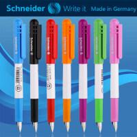 德国Schneider施耐德儿童书法墨囊钢笔男女生可爱小清新初学者小学生用专用书写练字进口钢笔 BK401