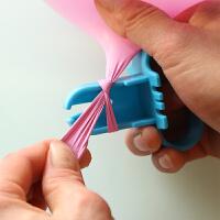 气球卡扣 气球店铺氛装饰布置梅花封口夹子造型五瓣花朵卡扣环扣万圣节双十