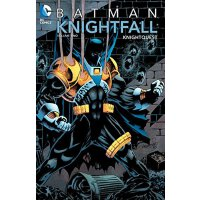 英文原版Batman: Knightfall, Vol. 2: Knightquest