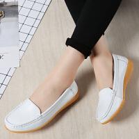 翔锌春镂空护士鞋坡跟洞洞鞋休闲妈妈鞋大码女鞋孕妇单鞋