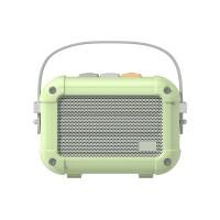 迷你无线蓝牙小音箱收音机随身便携式手机音响可爱创意复古少女重低音小型户外低音炮