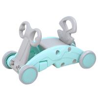 儿童木马摇摇马溜溜车两用塑料滑行车婴儿滑行学步车