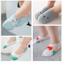 G004儿童袜子 春夏新款婴幼儿纯棉袜子 卡通男女宝宝隐形袜
