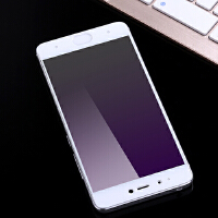 Easeyes 爱易思 小米5S钢化玻璃膜 手机高清屏幕保护防爆贴膜 两片装