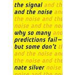 英文原版 信号与噪音 The Signal and the Noise: Why So Many Prediction