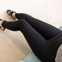【支持礼品卡支付】春夏季薄款打底裤女黑色高腰铅笔裤显瘦外穿小脚裤新款休闲裤G1062