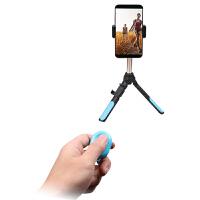 多功能手机 运动相机三脚架自拍杆 配件 蓝牙遥控器