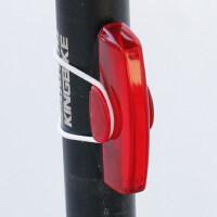 自行车尾灯前灯USB可充电灯山地车安全警示尾灯死飞单车骑行装备