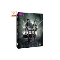 电视剧 神探夏洛克 第二季 正版2DVD