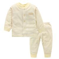 婴幼儿内衣套装纯棉婴儿秋衣秋裤宝宝长袖睡衣春秋季新生儿衣服装