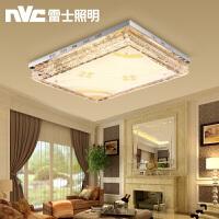雷士(NVC) 雷士照明 LED吸顶灯 现代餐厅客厅灯书房卧室灯 温馨大气水晶灯