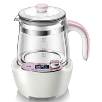小熊(Bear)恒温调奶器 暖奶器 智能婴儿泡奶粉机冲奶器温奶器 0.8L自动保温泡奶水壶 TNQ-A08C1