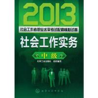 [二手旧书95成新]2013社会工作实务《中级》