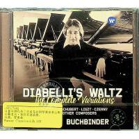 现货 【[中图音像][进口CD]鲁道夫・布赫宾德 多芬 迪亚贝利变奏曲全集 Diabelli's Waltz: The