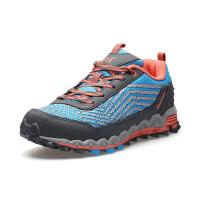 361度女鞋新款361户外鞋女越野鞋旅游鞋学生运动鞋 C