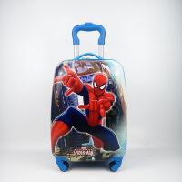 儿童拉杆箱男女孩小猪佩奇玩具旅行李箱寸小学生蛋壳书包万向轮