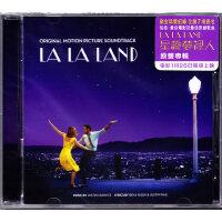 港版 爱乐之城 La La Land OST 电影原声带CD音乐歌曲 正版原装