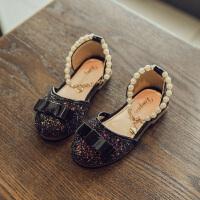 2018夏季新款儿童鞋子防滑软底1-3岁小孩小童宝宝公主鞋女童凉鞋