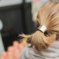 发扣扎马尾发圈皮筋发绳时尚头发饰品气质简约头绳小清新淑女