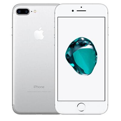 Apple iPhone 7 Plus 128G 银色手机 支持移动联通电信4G可使用礼品卡支付 国行正品 全国联保