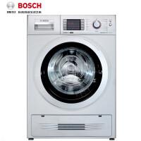 博世(BOSCH)WVH284681W 7.5公斤洗烘一体变频 滚筒洗衣机(银色)