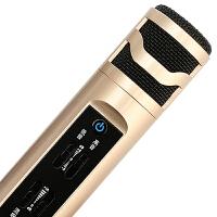手机全民K歌直播麦克风 安卓苹果通用唱吧混响调音小话筒