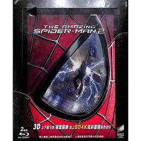 (新索)超凡蜘蛛侠2(3D)-蓝光影碟(2碟装DVD)