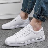 新款夏季透气白色鞋男韩版运动休闲板鞋男生小白鞋学生百搭白鞋男夏季百搭鞋