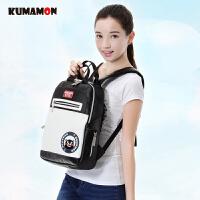 KUMAMON熊本熊女式双肩包时尚潮流背包女包KB007