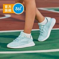 【下单立减】361度童鞋 女童休闲鞋 2019夏季中大童儿童运动鞋网面透气跑鞋
