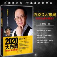 2020大布局 你的机遇在哪里?邱震海 人工智能 创业机遇 消费升级 企业创新 中美经济对比 东方出版社 正版书籍赠品